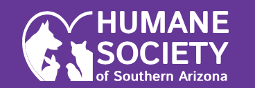 Humane Society of Southern Arizona donations